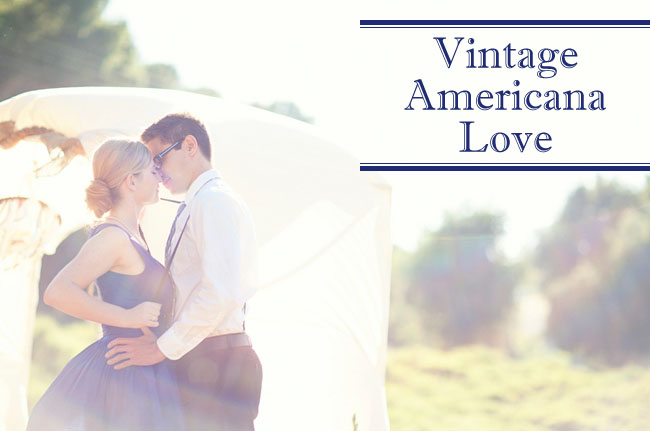 americana love shoot