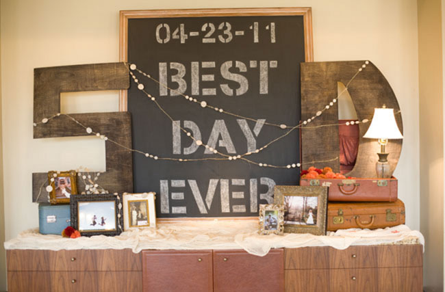 best day ever chalkboard