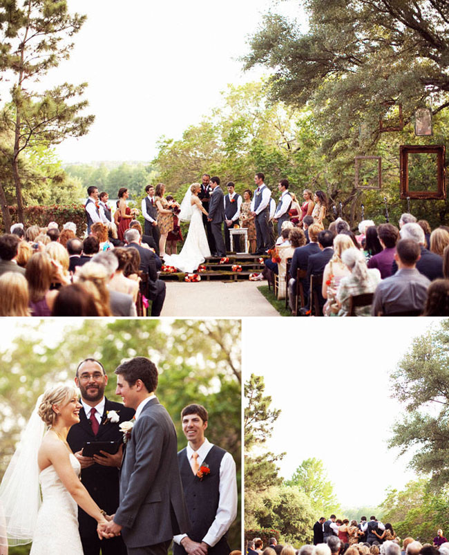 An anthropologie inspired wedding in texas green wedding shoes anthropologie wedding tx 09 junglespirit Choice Image