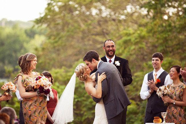 outdoor texas wedding