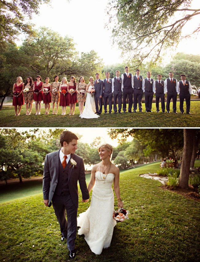 An anthropologie inspired wedding in texas anthropologie wedding tx 12 junglespirit Image collections