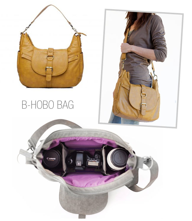 kelly moore b-hobo camera bag