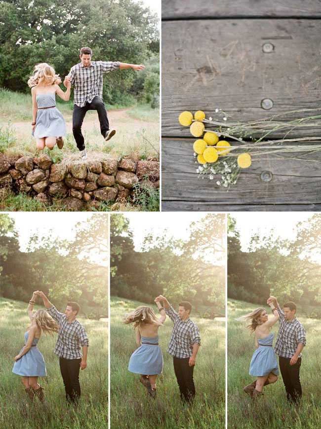 engagement photos paramount ranch