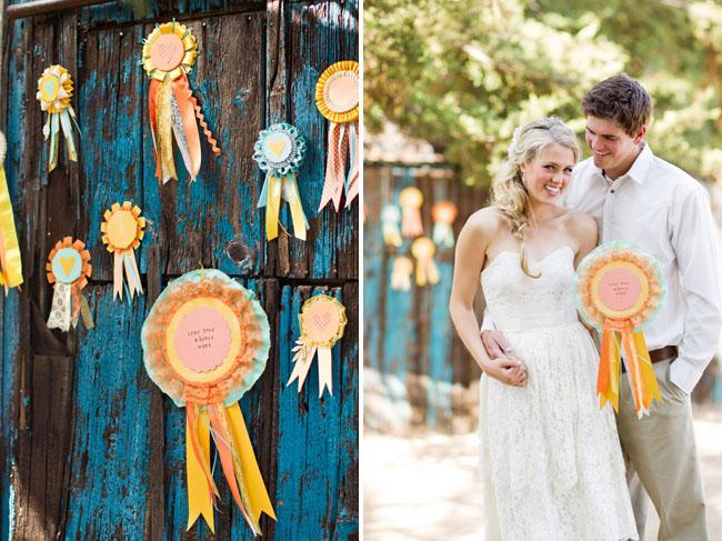 wedding ribbons winner