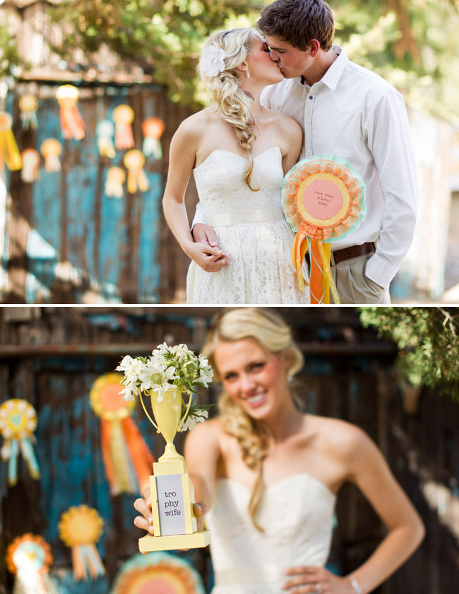 wedding ribbons winner