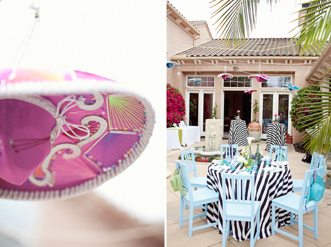 sombrero bridal shower