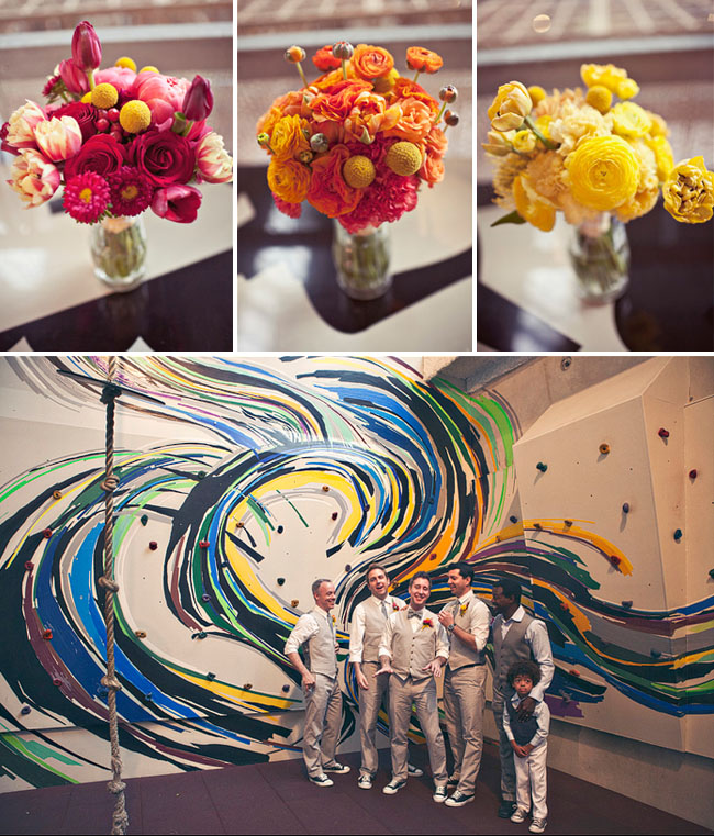 wedding at art museum - Superhero Wedding Invitations