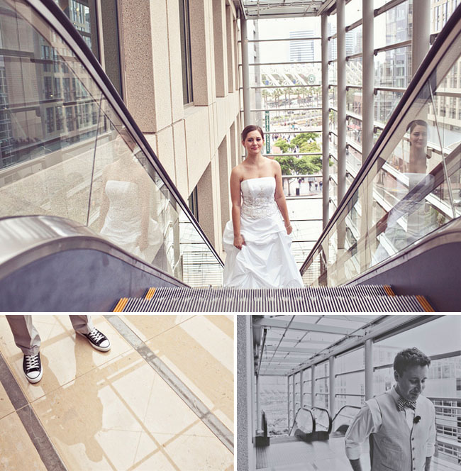 first look escalator