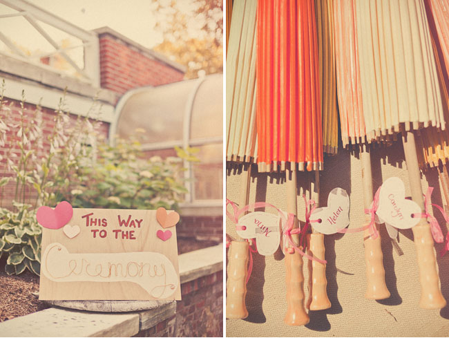 parasols for wedding