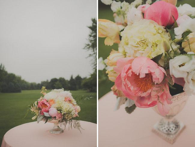 peony flowers wedding