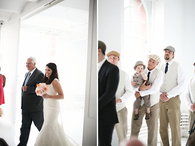 new york modern wedding