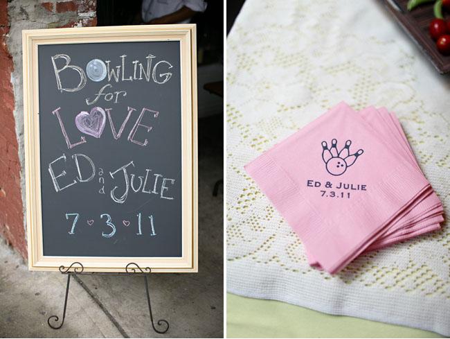 Fun Wedding Reception Ideas 26 Stunning wedding reception at bowling