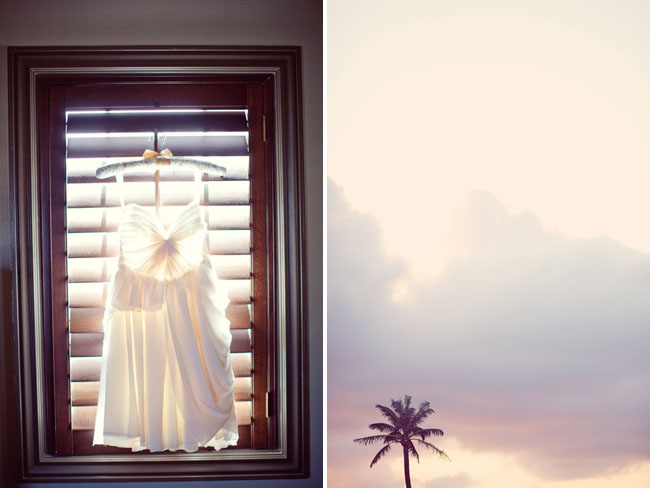backyard hawaii wedding