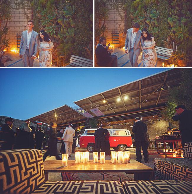 smog shoppe wedding culver city