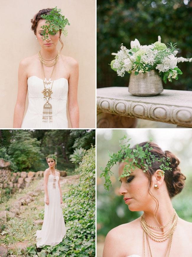 Boho Bridal Fashion
