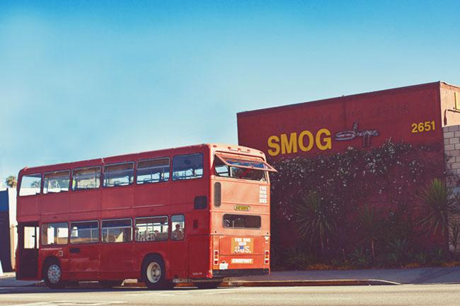 double-decker-bus wedding