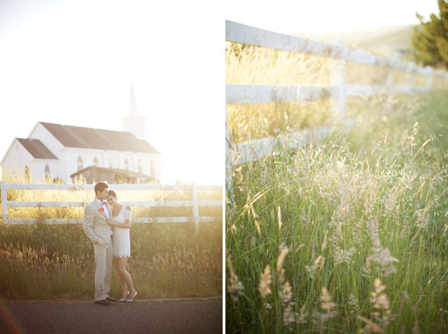 elopement with a white church
