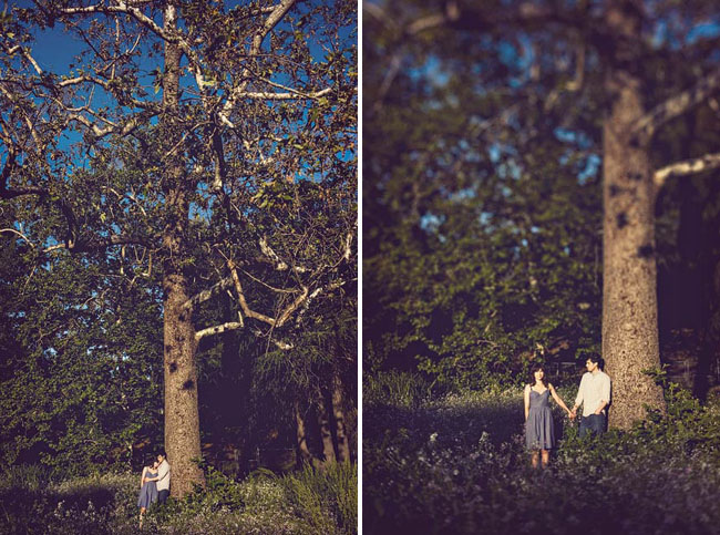 engagement photos by sloan photographers