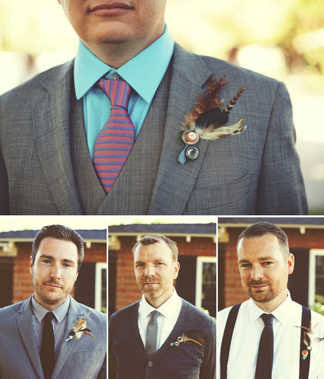 stylish groomsmen looks