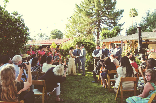 backyard wedding arizona
