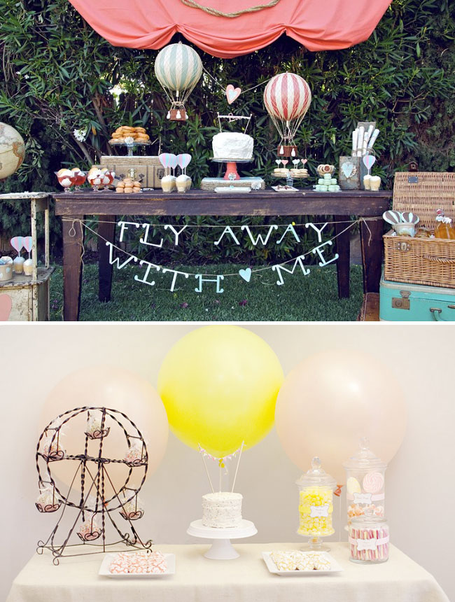Head over heels for hot air balloon wedding ideas green wedding head over heels for hot air balloon wedding ideas green wedding shoes junglespirit Choice Image