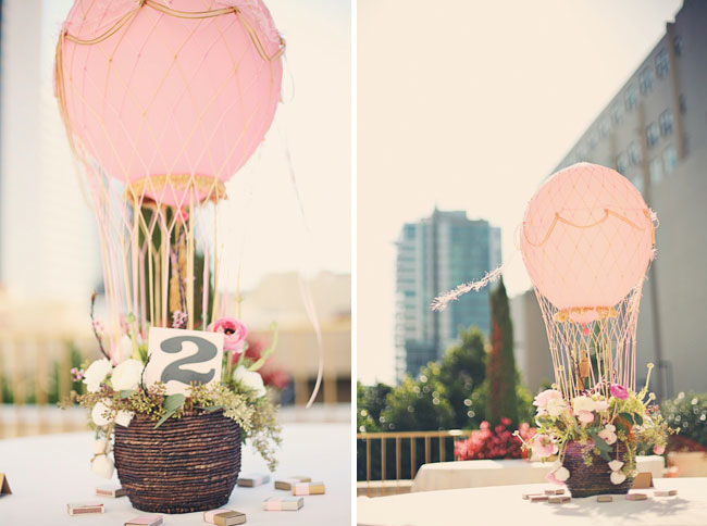 head over heels for hot air balloon wedding ideas green wedding shoes weddings fashion. Black Bedroom Furniture Sets. Home Design Ideas