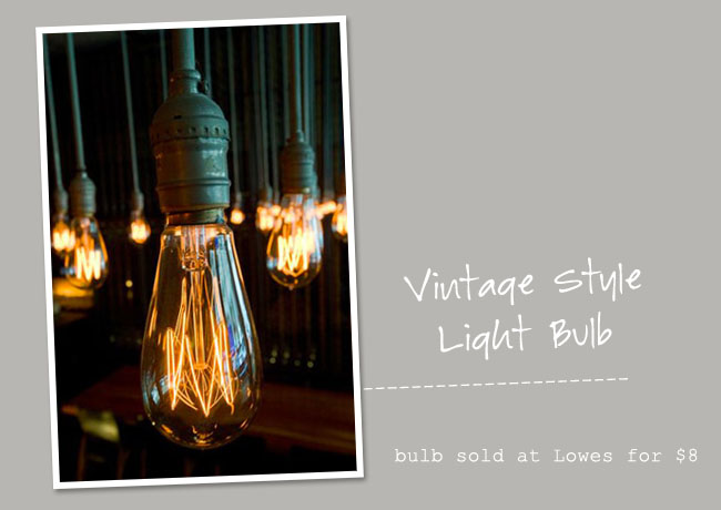 Inspired By Light Bulbs