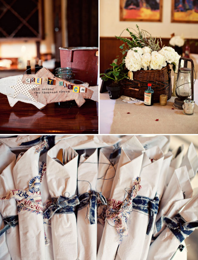 americana rustic july wedding whitney justin