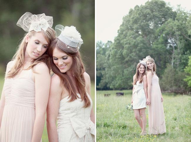 Bridal Hats + Fascinators