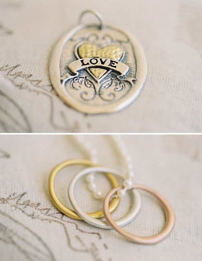 love necklace waxing poetic