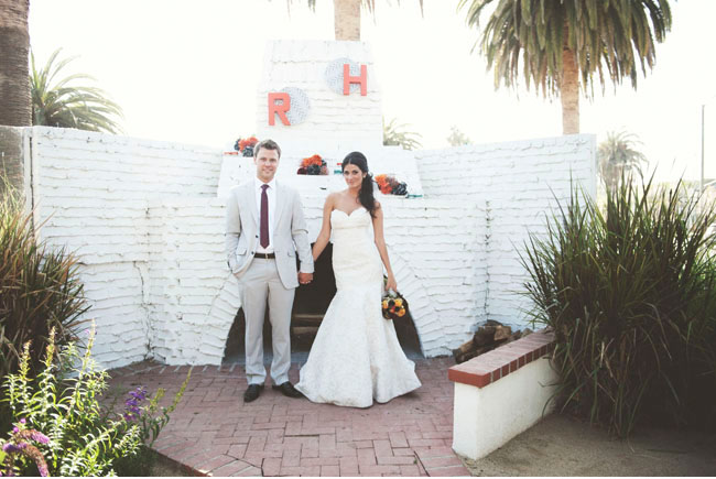 The San Clemente Wedding