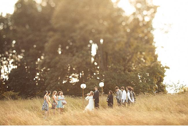 elopement in a field
