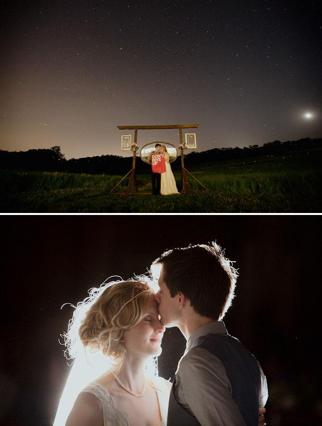 A Homespun Missouri Farm Wedding