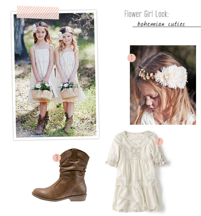 7824fdb83b9d1 Styling the Little Ones: Flower Girl Fashion