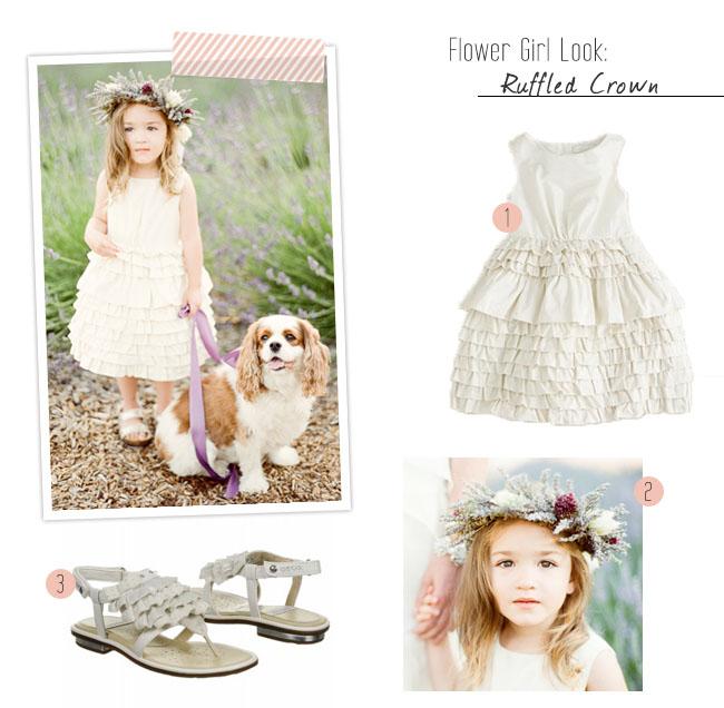 421e8e463fe Styling the Little Ones  Flower Girl Fashion