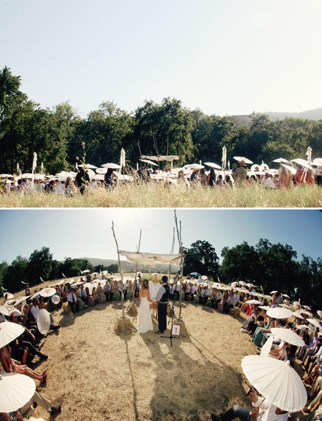 circular ceremony