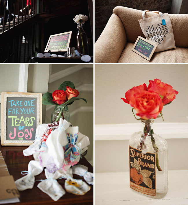 A Handmade New York Wedding