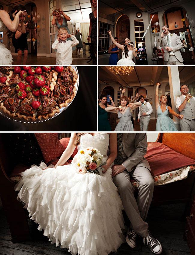 pie wedding dessert