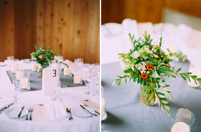 ranch tablescape