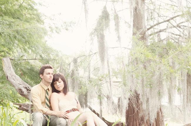 swamp wedding