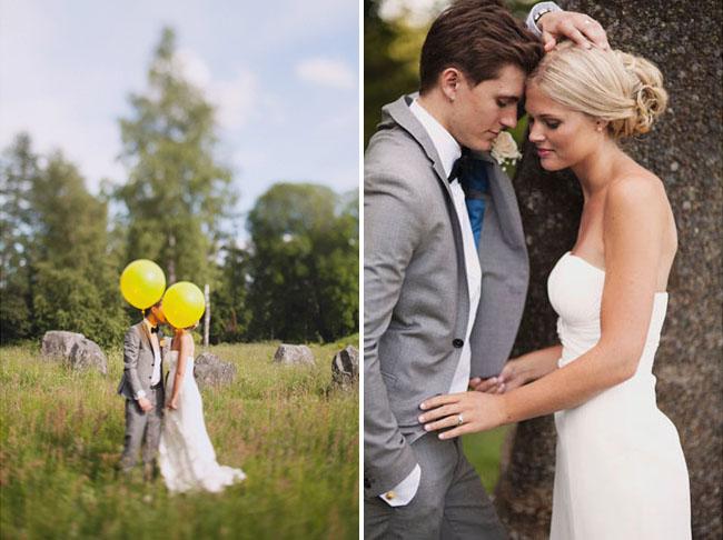 A Sweet Sweden Wedding