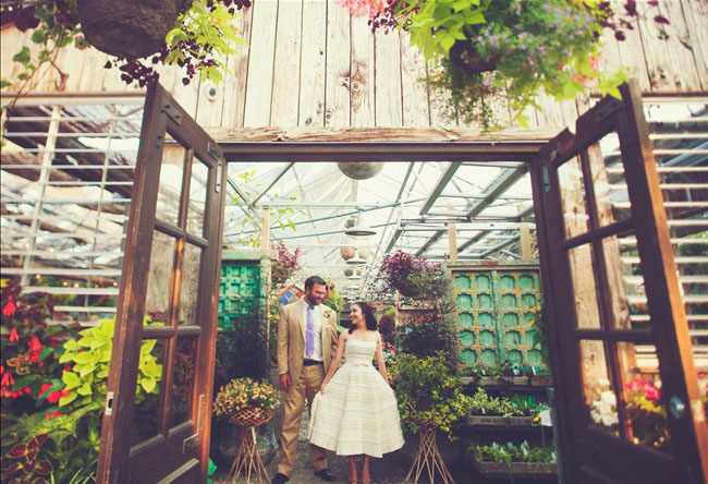 A Whimsical Wedding At Terrain