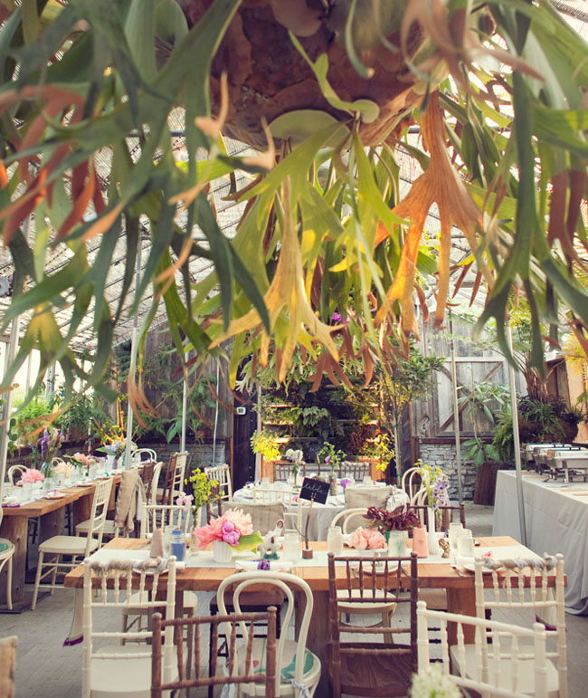 Terrain Garden Wedding Reception