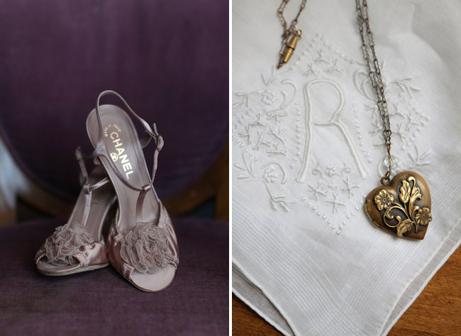 channel wedding shoes