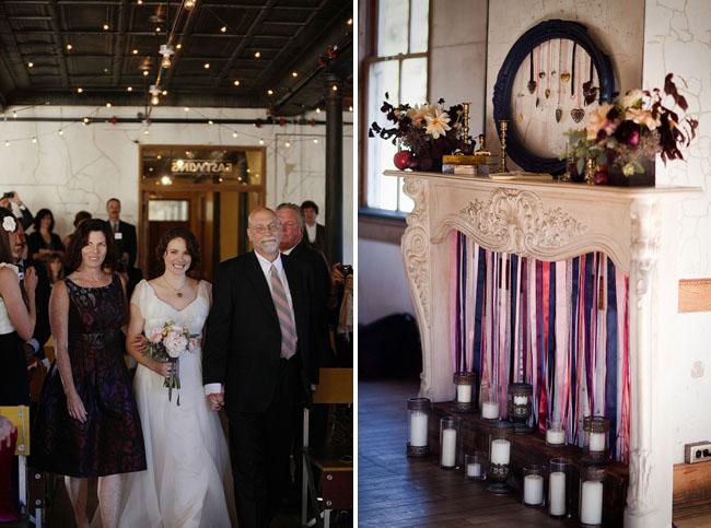 headlands wedding ceremony