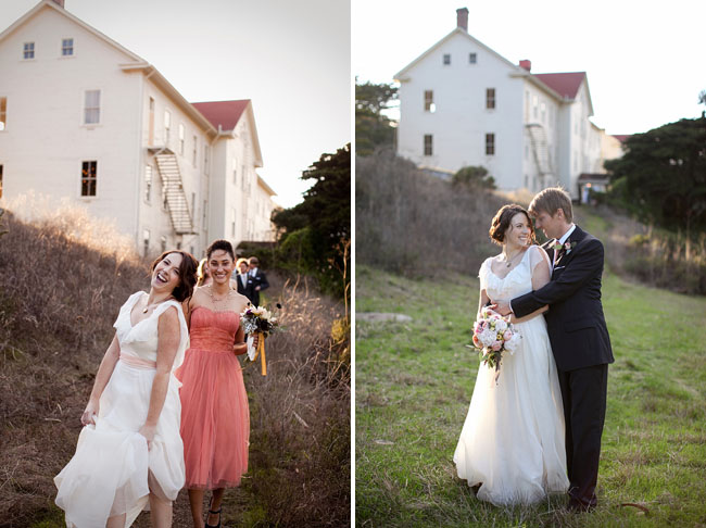 headlands wedding san francisco
