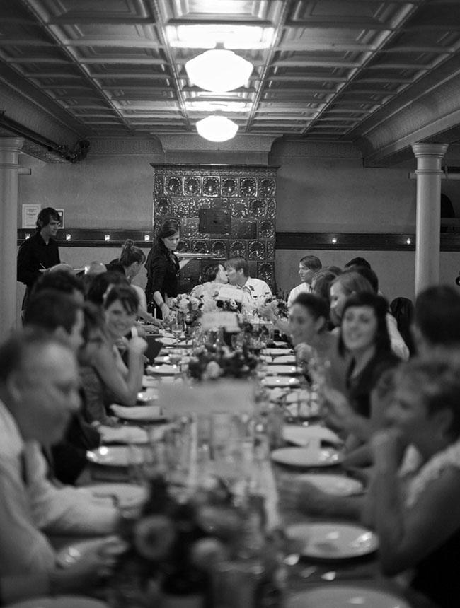 wedding reception the headlands