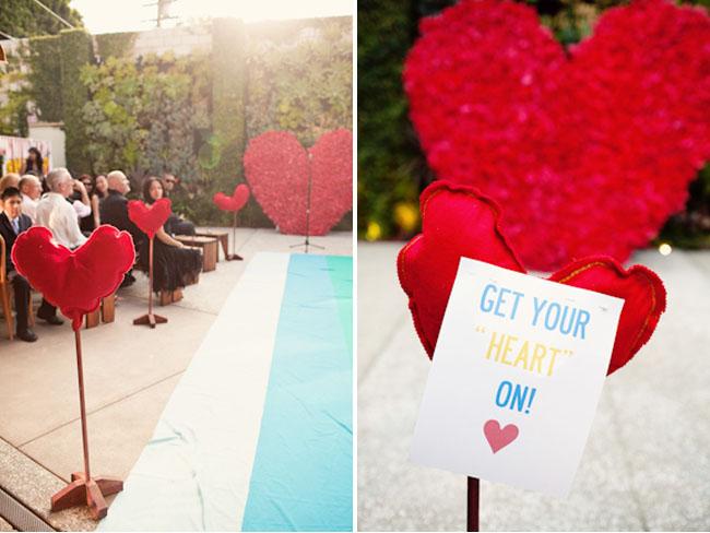heart altar