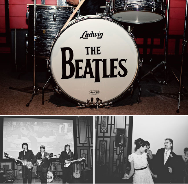 beatles wedding band
