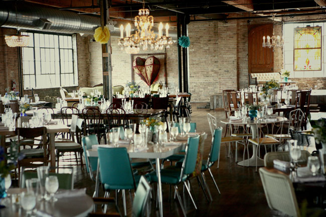 chicago reception